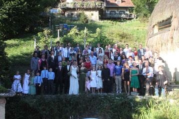 Heiraten in der Steiermark: Steirisch Ursprung