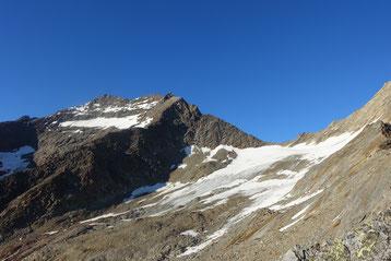 Lagginhorn Südgrat, Lagginjoch