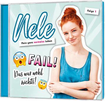 CD-Cover Nele Folge 1 Fail