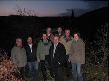 2009 - Probewochenende in Oberwesel