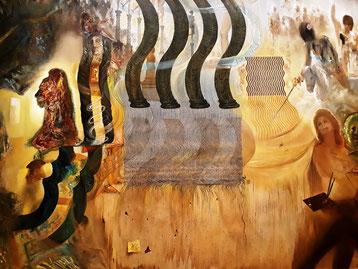 Апофеоз Доллара - шедевры Театра-музея Дали