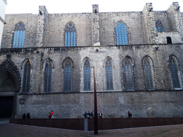 Fossar de les Moreres in Barcelona