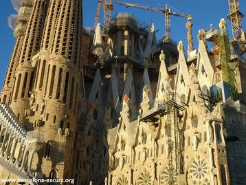 Как строилась Саграда Фамилия во времена Антонио Гауди