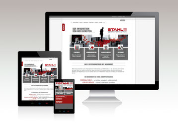 Webdesign / Screendesign