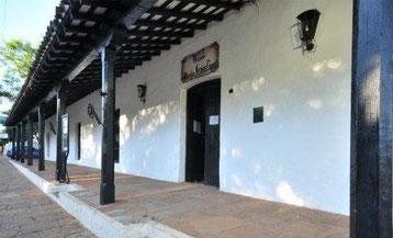 Das Museum von Villarrica