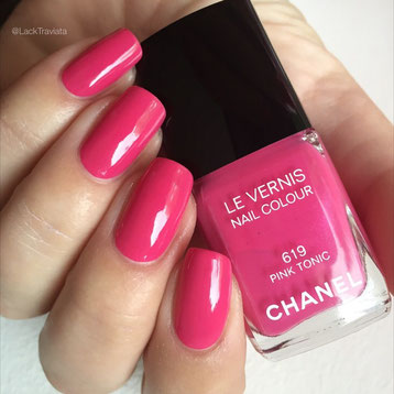 SWATCH CHANEL PINK TONIC 619 by LackTraviata
