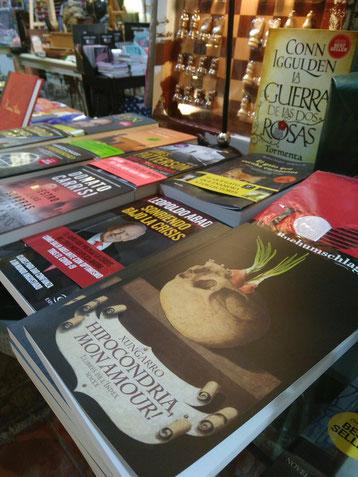 """""""Hipocondria, mon amour!"""" a les llibreries de Sueca"""