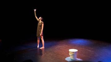 Sol froid et sensation du mal - Théâtre du Versant - Biarritz