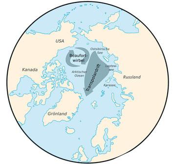 Die Transpolardrift