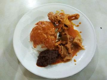 Dove mangiare a Jakarta. Sari Bundo Nasi Padang