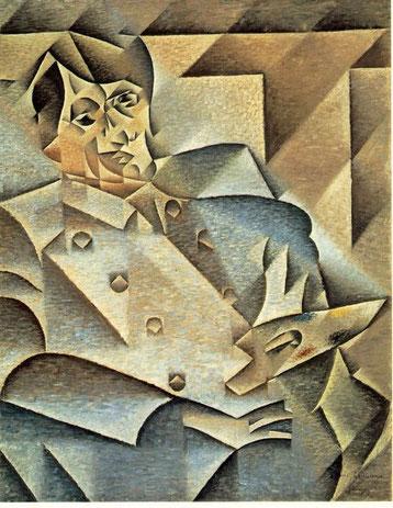 Picasso par Juan Gris