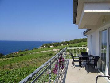 Апартамнты с видом на море Хвар, Завала