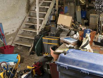 Entrümpelung Berlin, Keller-Entrümpelung, Kellerentrümpelung, Entrümpeln, Keller ausräumen, Keller aufräumen, Sperrmüll, Ausräumen