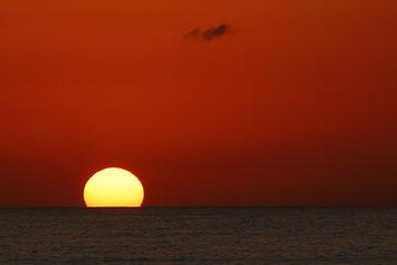 Sonnenuntergang Grad Cayman