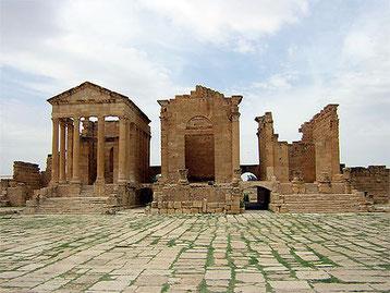 Ruïnes van Sbeitla