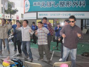 スマイル31LIVEの最後は昨年同様AKBで踊りまくりました!