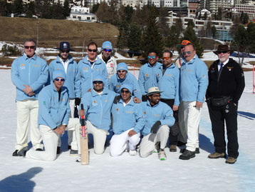 St Moritz Cricket Club in 2017