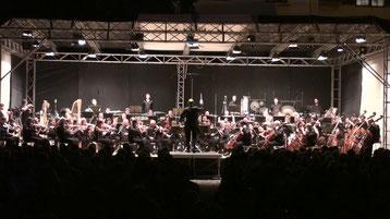 "Uraufführung - Muck: Symphonie Nr.1 ""Limes"""