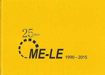 Buchcover 25 Jahre ME-LE Torgelow