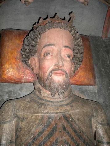Herzog Albrecht III. zu Mecklenburg