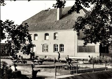 Die Schreibermühle 1974