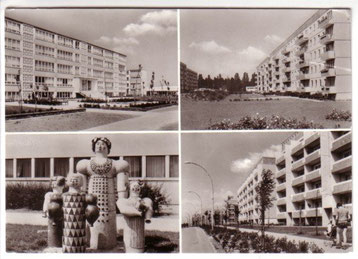 Mehrbildkarte Oststadt Neubrandenburg