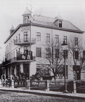 Kaufhaus an der Linde Neubrandenburg