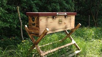 Imkereibedarf - Bienenbeute vom Westerwald