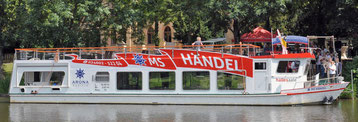 """MS """"Händel 1"""""""