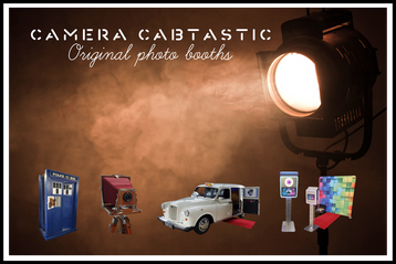 Sussex & Surrey Taxi Wedding Photo Booths!