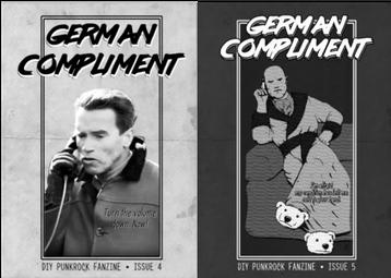 German Compliment #4+#5