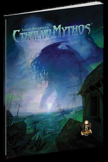 Sandy Petersen's Cthulhu Mythos: Taschenbuch