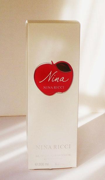 NINA - GEL PARFUME POUR LA DOUCHE 200 ML