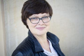 Lektorin Antje Maria Greisiger