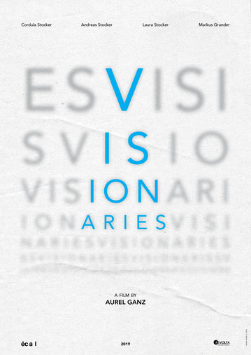 Visionaries Official Poster