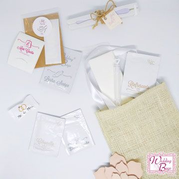 Kit Wedding Bags