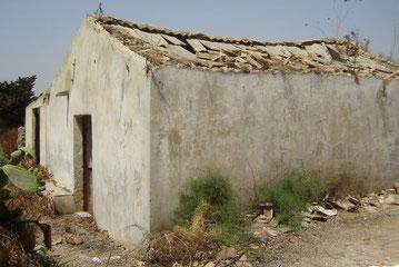 La Casa i tre Ulivi im Jahre 2005