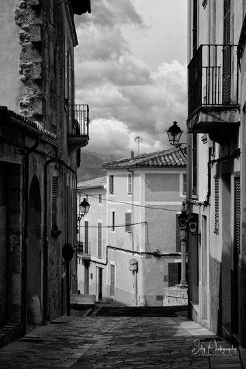 Mallorca / Sineu, Altstadt, Gasse, 2014, © Silly Photography