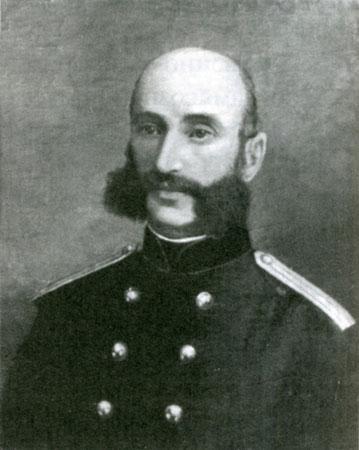 Якутский губернатор Виктор Павлович Де-Витте