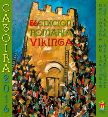 Romaria Vikinga de Catoira