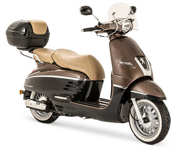 location scooter 50 cc et 125 cc en Martinique scooter évasion