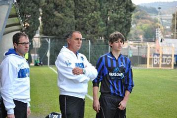 L'esordio in 1° squadra del giovanissimo Ravoncoli
