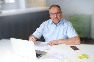Achim Schmitt, Chief Sales Officer & Gründer | die KreArtisten
