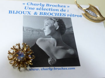 broches fantaisies