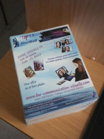 Mes flyers (offre spéciale CE)
