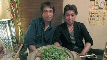 飯嶋さん(左)&廣島さん(右)