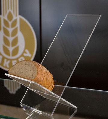 Présentoir à pain, FMU GmbH, accessoires de vente