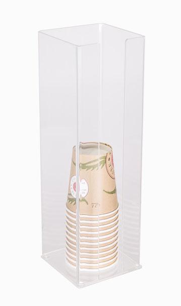 Distributeur pour gobelets à café 9910028, FMU GmbH, accessoires de vente