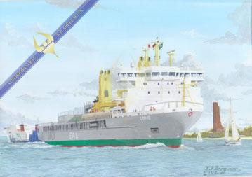 Heavy Lift Vessel Lone, Klasse 183