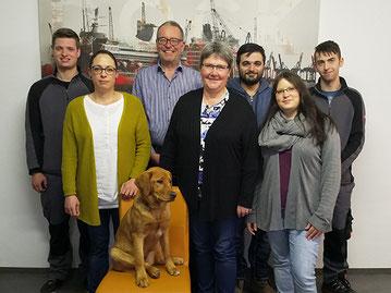 Team of Technofond Gießereihilfsmittel GmbH